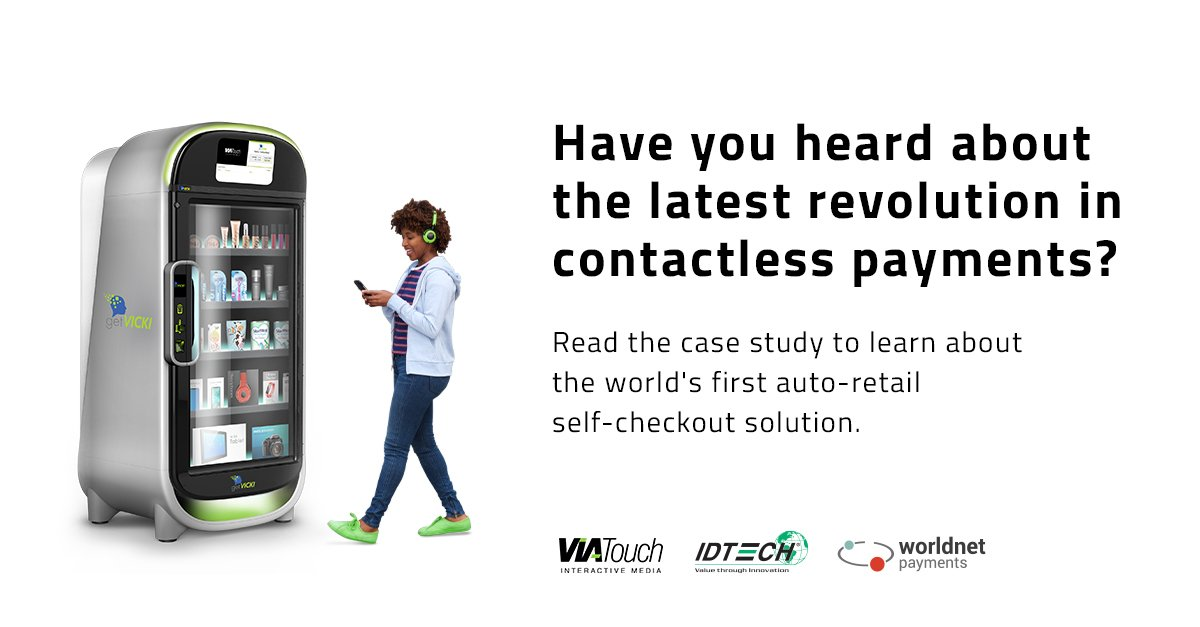 VICKI and the Contactless Revolution