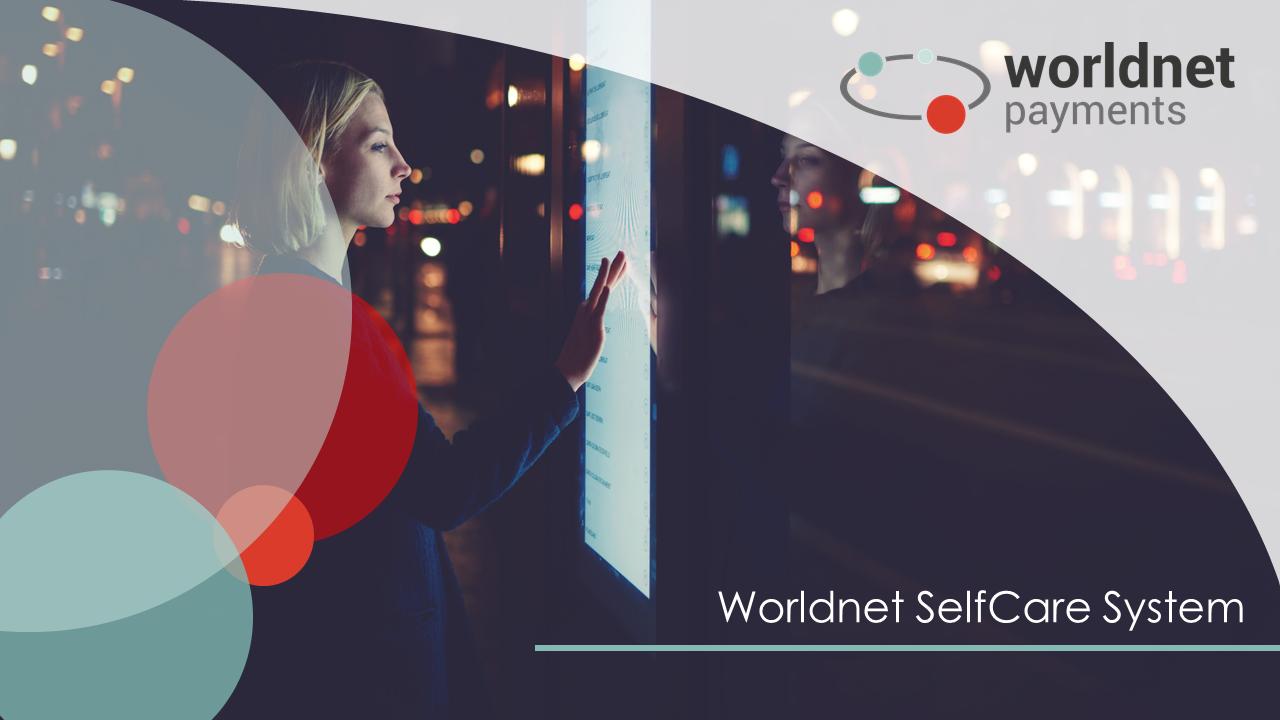 Worldnet Selfcare System